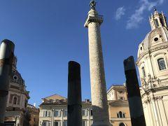 トラヤヌスの記念柱。