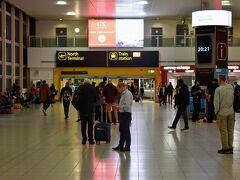 ロンドン ガドウィック空港 (LGW)