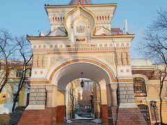 ニコライ2世凱旋門