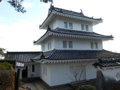 天守閣だけでなく櫓も復元されています。こちらも見学できます。