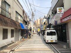 横須賀と言えばドブ板通り