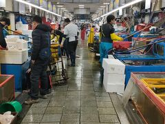 歩くkuniトラベル観光のはじまり~  まずはチャガルチ市場見学ですね。