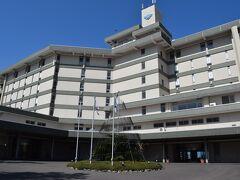 旧館の唐津シーサイドホテル