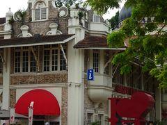 クアラルンプールのシティ・ギャラリー、アイラブマレーシアのオブジェもここにありました。