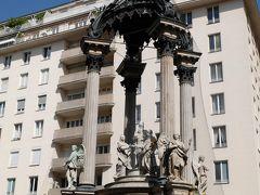 ホーアーマルクト 婚姻の泉 (Vermaehlungsbrunnen)