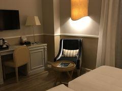 本日のホテル、スターテルミナスにチェックイン。