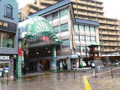 雨とコロナの影響で、閑散としています。  日本の経済が崩壊してしまう。