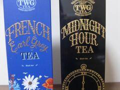 今回購入したのはこの2本。 沢山探して気に入った香りを選びました。 左のフレンチアールグレイはアールグレイより少しフルーティーで茶葉に青い花びらが入っています。 右のミッドナイトアワーはトロピカルフルーツ、特にマンゴーが香ります。 どちらもお気に入りです!