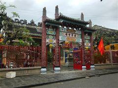 廣肇會館(こうちょかいかん)  この時はお寺がある~ってなノリで写真を撮っただけ。