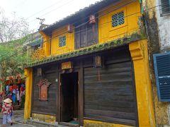タンキーの家を見つけました。 200年以上前に建てられた漁師さんの家だとか。