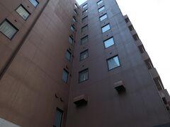 15:10 ホテルに到着。本日のホテルは『天然温泉 幸福の湯 ドーミーイン東室蘭』です。