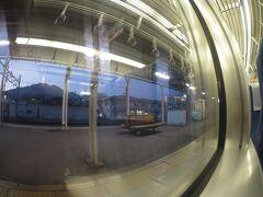 ↓ (60)飯田(いいだ)  長野県飯田市の中心駅。特急ワイドビュー伊那路もここが終点。最初、ここに泊る計画だったのだがもう少し先に進みます。