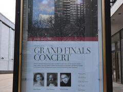 事前に予約しておいたのがコレ。 メトロポリタンオペラの歌劇場で、年に一度行われるオーディション。 どんな将来のスターたちが登場し、歌を聴かせ、仕草をたのしませてくれるのか、わくわくします。 3月1日(日)15時開演です。