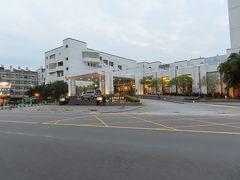 高雄蓮潭国際会館 Gardenvillaでパンを買いに行きましたが、欲しいものはありませんでした。
