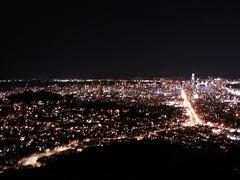 その帰り、Twin Peaks サンフランシスコの夜景も制覇。ただ心残りはBay Bridge渡った時に時間がなくて寄れなかったトレジャーアイランドの夜景。あそこもとっても綺麗です。