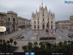ミラノ大聖堂。