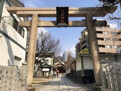 続いて、また10分ほど歩いて……二宮神社へ。