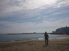 海のあたりをお散歩。