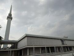 17:40 国立モスク(アスジット ネガラ)
