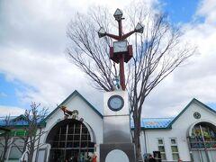 石巻駅から列車に乗って次の目的地に移動。