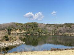 その先には宮沢湖