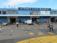 そして来ましたよ魚市場。