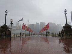 そんな雨の中渡りましたよビアモント橋。