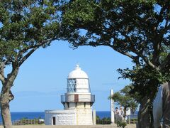 禄剛崎灯台など能登半島の先端まで行き、