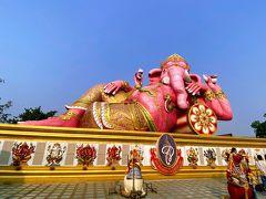 ピンクガネーシャを見に来ました。  祈願成就までのスピードが大変速いこととインパクトのある姿が人気の寺院です。