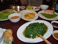 ホイアンからグラブタクシーで、帰ってきて 夕食は「マダムラン」 ベトナム料理を堪能したくこちらへ