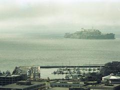 アルカトラス島がみえます。