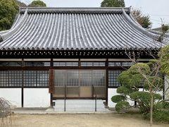 御袖天満宮の隣には大山寺というお寺がありました。 明治時代までは同じ境内に祀られていましたが、神仏分離により別々の寺社となりました。