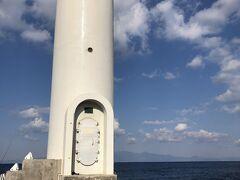 伊豆大島二日目の朝は快晴!元町港からは遥かに富士山も見えました。