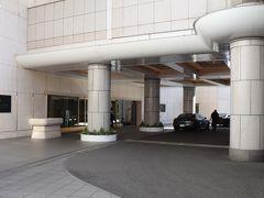 本日の宿は、みなとみらい21にある、ヨコハマグランドインターコンチネンタルホテル。