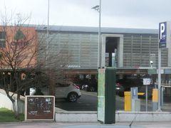 コルドバ駅。