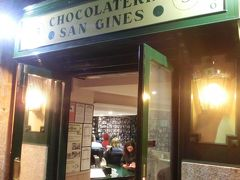 チョコラテリア サン ヒネス