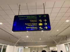 クアラルンプール空港での乗り換えのため結構歩きます。