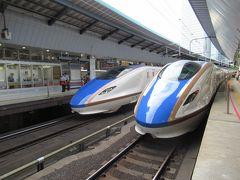 久々のE7型新幹線です。