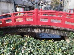 はりまや橋にやってきました。