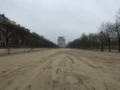 チュイルリー公園(Jardin des Tuiles)