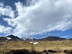 清里テラスまで少し遠出。   13:50 ......期間外でした。今度必ずリベンジします。  テラスには行けなかったけど、 天気が良くてドライブが楽しかったのと、 山の眺めが綺麗でした....!
