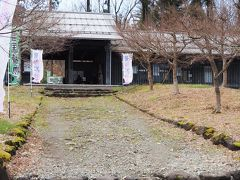 次の20日、今日は長岡市にある雪国植物園に・・・。