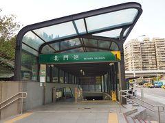 北門駅から迪化街に向って行っても大橋頭の方と変わらず少し距離はありますね