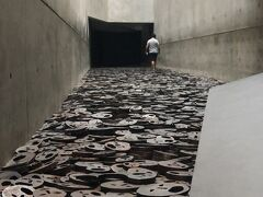 ユダヤ博物館です。  インスタレーションのようなアート作品が多い印象です。