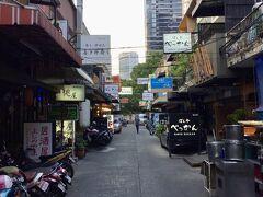 【柏屋旅館(Kashiwaya Ryokan)】   場所は「プロンポン」(BTSより徒歩5分前後)に位置するところにあります。