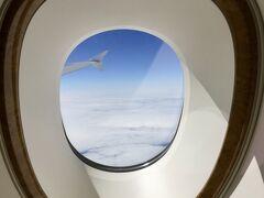 【エミレーツ航空】  後ろからでも、前からでも、パンツに手を掛けた時に、(日本人)すごく躊躇するトイレなんです。上空1万メートル以上で、外には誰もいないのはわかっているのですが、この外から丸見えのトイレ....いつも印象的です.....笑)