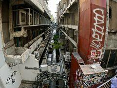 【バンコクの街並み】  好きだなぁ....こういう光景.....まあ、自分がここに住めと言われると....嫌だけど....