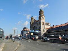 Prague Main Train Station