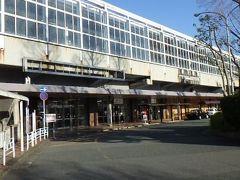 新下関駅。 新幹線口