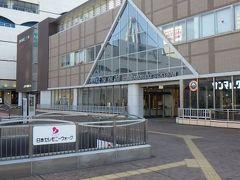 下関駅 山口県最大の都市の主要駅にしては、規模が小さい